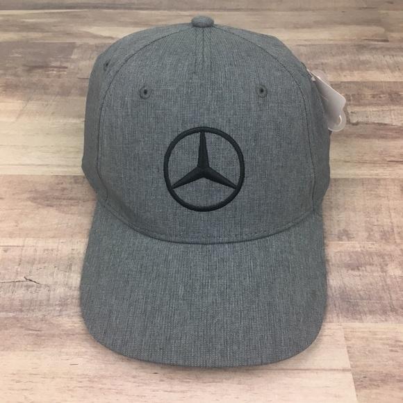597d48087bcb1 Puma Mercedes Benz DuoCELL Adjustable Golf Cap